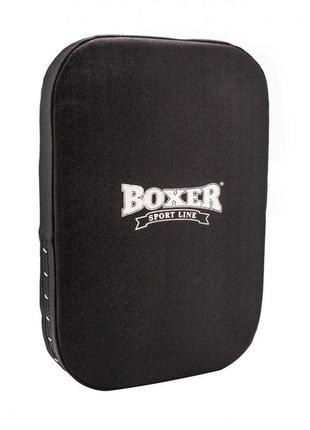 Код: 049170 макивара малая для бокса boxer, 45x30x10 (1018-sk)/ 574