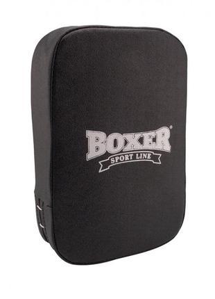 Код: 049169 макивара большая кирза boxer 60 x 40 x 10 см (1018-lk)/ 575