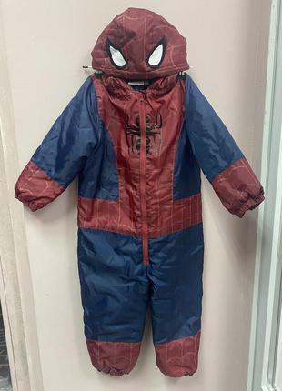 Комбинезон детский spider man 4/5 лет