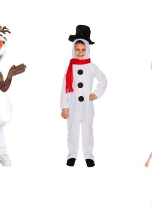 Костюм снеговика продажа