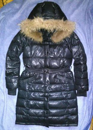 Пуховик,пуховое пальто aviva code