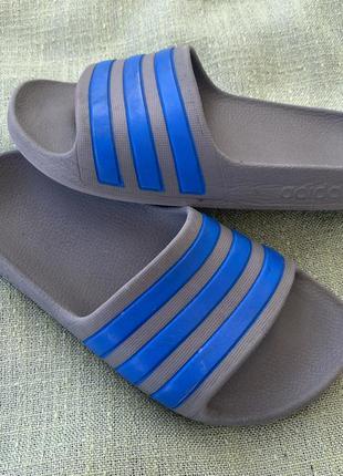 Шлёпанцы adidas оригинал р.33