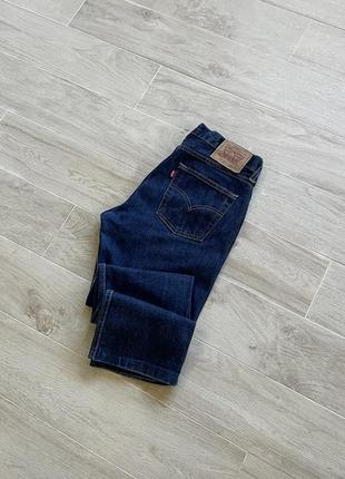 Джинсы levis 535 синие джинсы levis 32/32