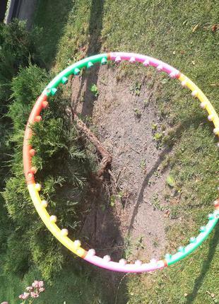 Обруч , круг для талії хула-хуп