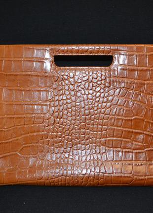 Деловая кожаная сумка prada