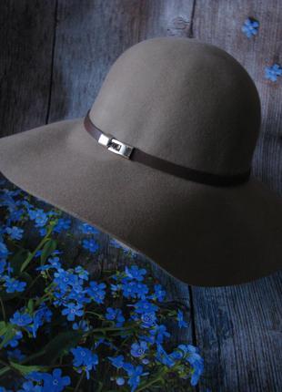 Шерстяная шляпа c&a