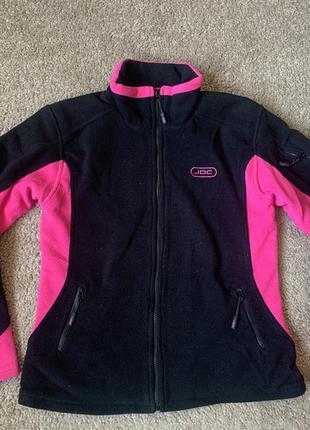 Куртка флисовая, поддева под зимнюю куртку