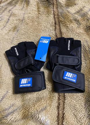 Перчатки для тренажёрного зала m