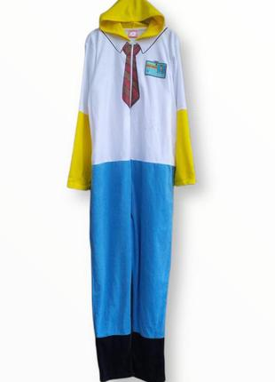 Пижама, кигуруми гомер симпсон