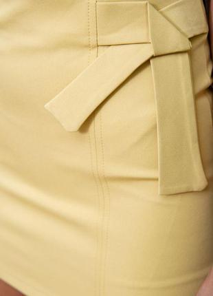 3 цвета юбки мини под свитера на подкладке демми s m l xl