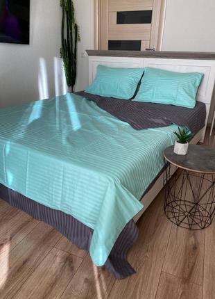 Комплект постельного белья сатиновый