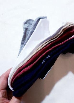 Набор из 5 пар коротких носков esmara