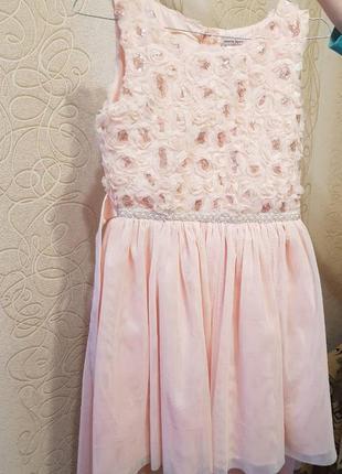 Вечернее платье для девочки 10-11лет