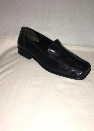 Туфлі *gabor * шкіра німеччина р.38.5 (25.30)