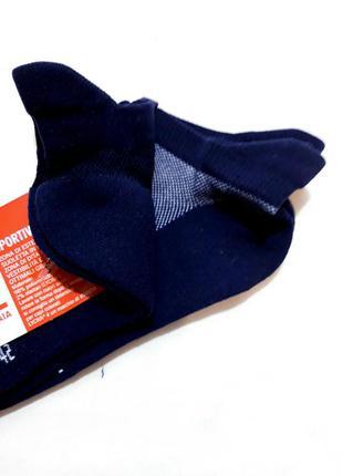 Набор синих спортивных  носков crivit