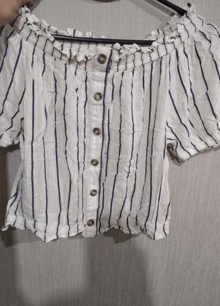 Топ блуза h&m 38 размер