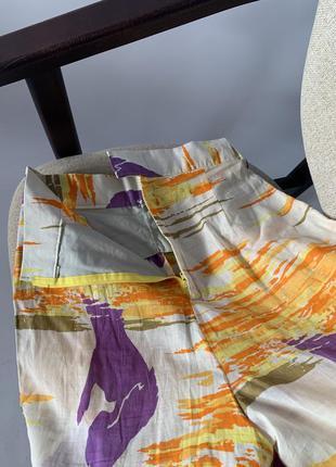 Легкие летние брюки, палаццо