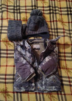Куртка курточка парка зимняя
