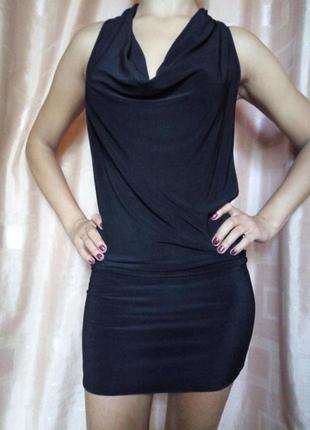 Платье-мини-donna-max moda-44-46 рр. 950грн.