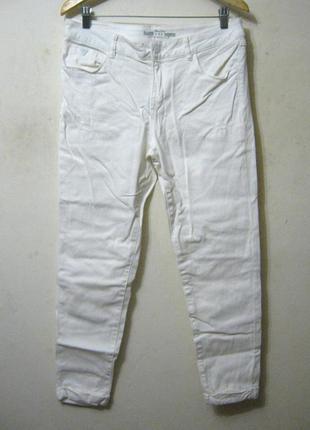 Promod джинсы белоснежные арт.777