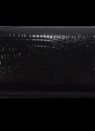 Женский кожаный кошелек balisa в826-4 черный