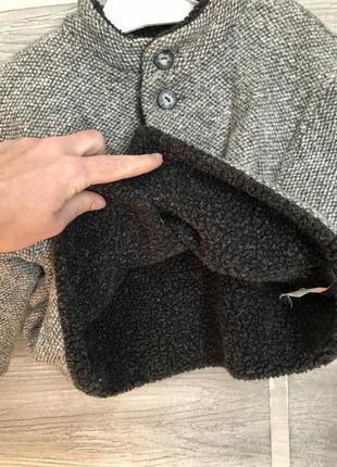 Пальто на девочку тёплая зима 2-3 года