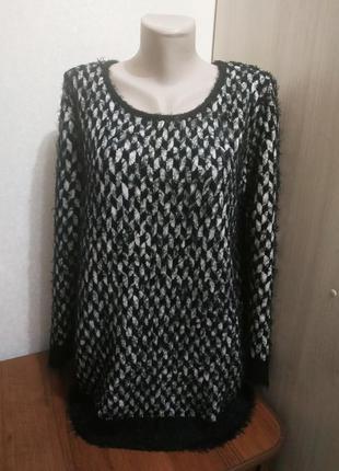 Жіноча тепла кофта katsumi/ женская импортная кофта