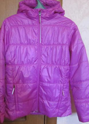 Фирменная классная куртка-ветровка columbia с оф сайта