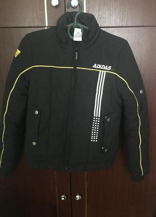 Супер курточка от adidas