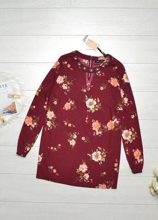 Красива блуза в квіти capsule.