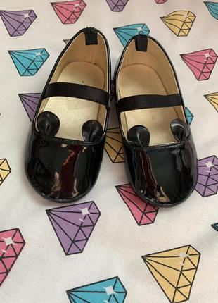 Лаковые туфельки n&m