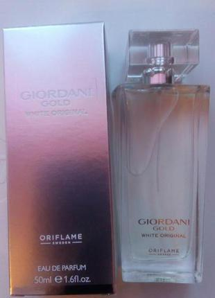 Парфюмерная вода giordani gold white original [джордани голд уайт...