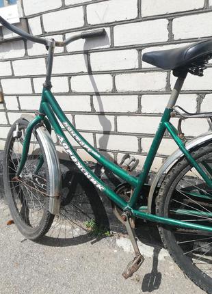 Велосипед дорожник б/у