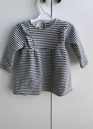 Плаття, платтячко , платье, сукня zara, зара , 3-6 , 68 , сарафан