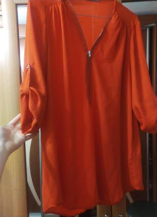 Блузка для годування блуза для кормления рубашка туника сорочка с замком