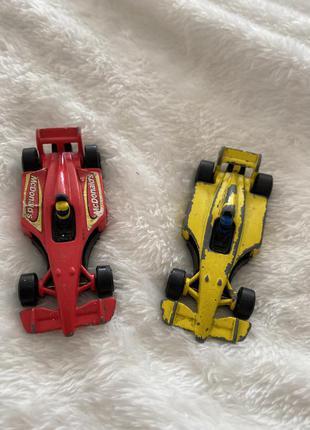 Набор из 2 гоночных машинок