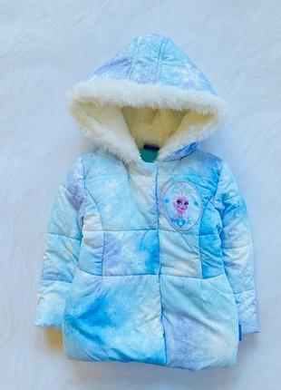Matalan  стильная куртка на девочку   3-4 года
