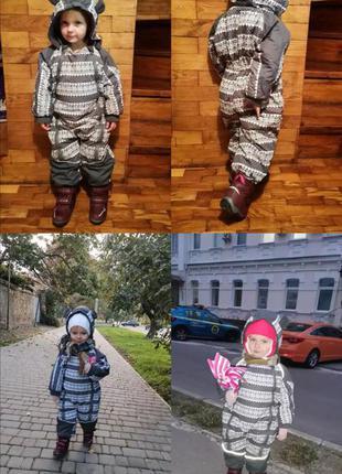 Детский комбенизон