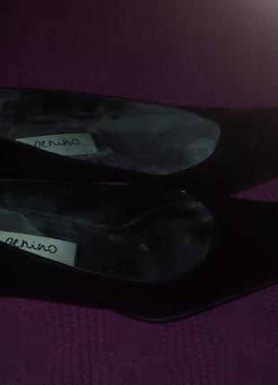 Туфли лаковие