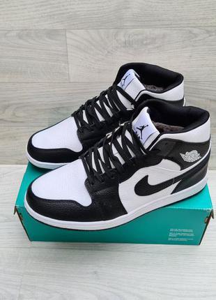 Мужские кроссовки ботинки nike air jordan