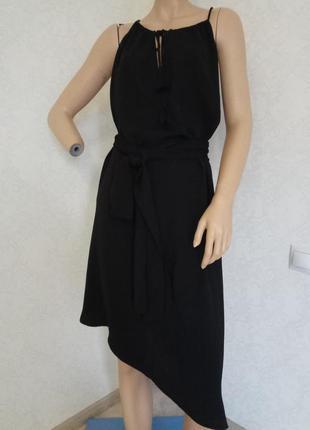 Платье нарядное! черное платье!