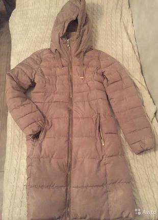 Зимняя куртка(наполнитель силикон)
