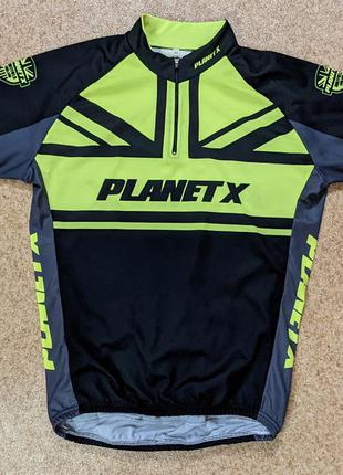 Велофутболка /джерси planet x union