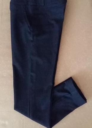 Брюки шерстяные теплые, джинс sezone