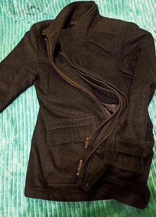 Пальто, куртка, ветровка, осенняя, парка