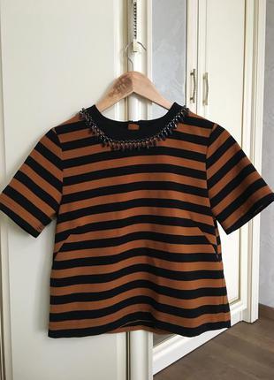 Нарядная блуза h&m