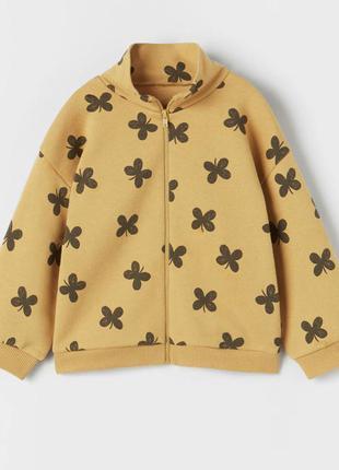 Трикотажна курточка zara