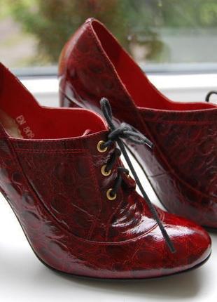 Легкие ботинки