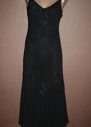 Вечернее платье бельевом стиле №409 marks & spencer