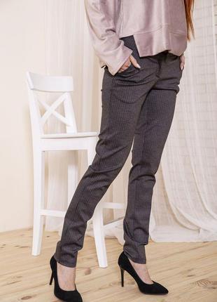 Деми женские прямые брюки - xs